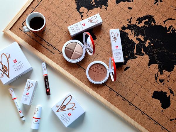 Una storia di amore, bellezza e caffè nascono dalla collaborazione fra Collistar  e Illy caffè.