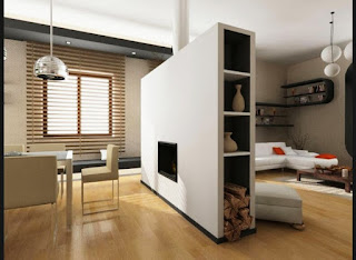 Designing the storage in a minimalist house