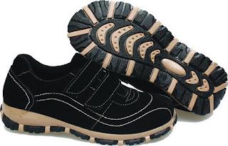 Sepatu Anak Laki-Laki Pakai Perekat BAG 720