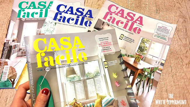 Tutorial: Casa Facile, il mini corso per blogger creative di Enrica Crivello e nastri Washi Tape