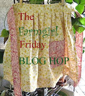 Farm Girl Friday Blog Hop #40