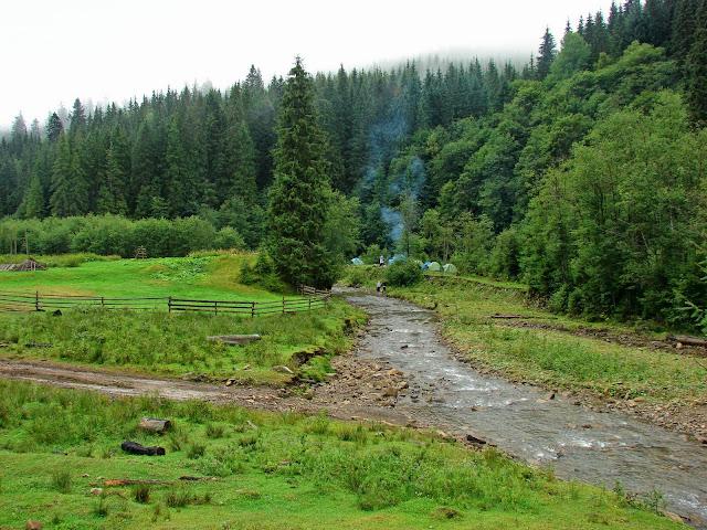 Долина реки Салатрук