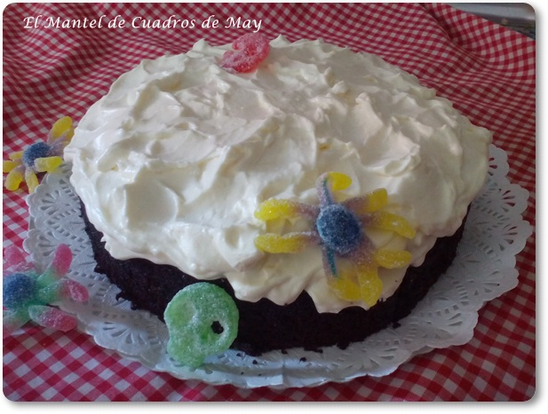 Tarta de chocolate Guinnes o Guinness Stout Chocolate Cake