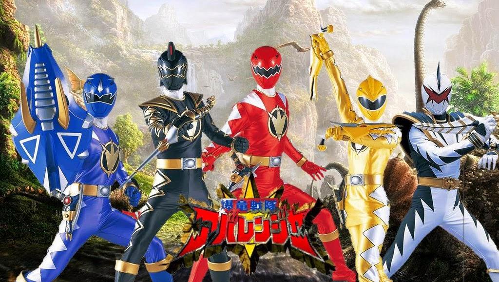 Siêu Nhân Khủng Long - Bakuryuu Sentai Abaranger VietSub (2005)