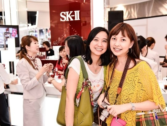 sk-ii luxury haven