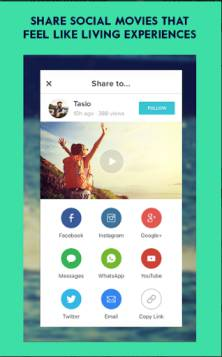 Aplikasi Android Edit Video Tanpa Watermark: Magisto APK