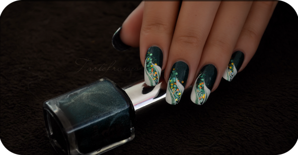 15 Amazing Colorful Nails Design