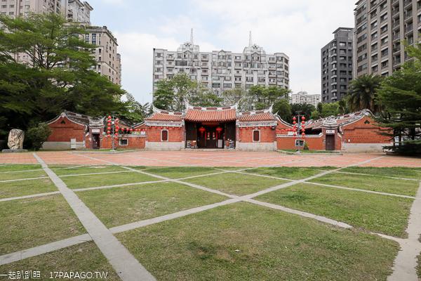 台中民俗公園、台灣民俗文物館,全台首座傳統閩南式建築的公園