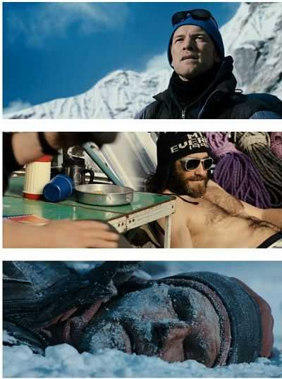 Everest 2015 Hollywood Movie
