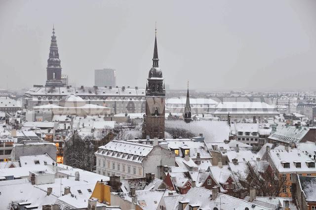 哥本哈根, Frederiksborg, 費德烈城堡費德烈城堡