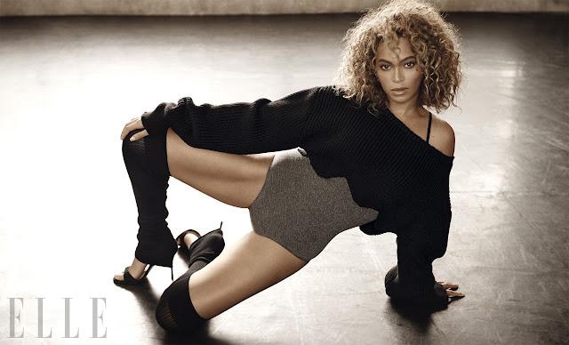 Beyoncé – Elle Magazine