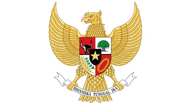 Godło Indonezji
