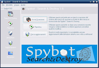 SPYBOT GRATIS IN ITALIANO