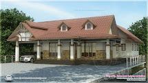 Single Storey Kerala House Design