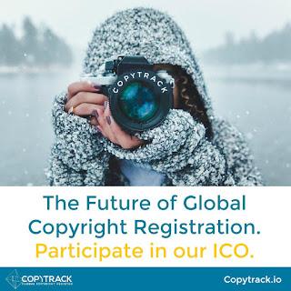 Copytrack ICO Price iconewsmedia.com - Daftarkan konten Hak Cipta mu pada Platform Copytrack