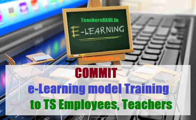 COMMIT e-Learning model Training to TS Employees, Teachers for Competencies, skills improvement