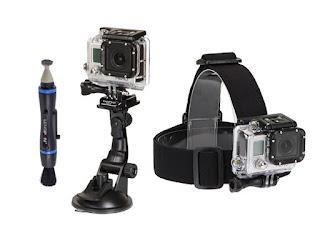 GoPro Camera Accessory Kit