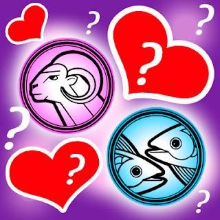 Compatibilidad Signos: Aries y Piscis