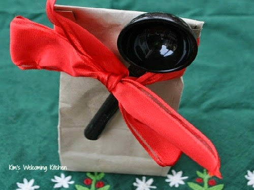Holiday  Spice Java — A Unproblematic Diy Gift From Your Kitchen
