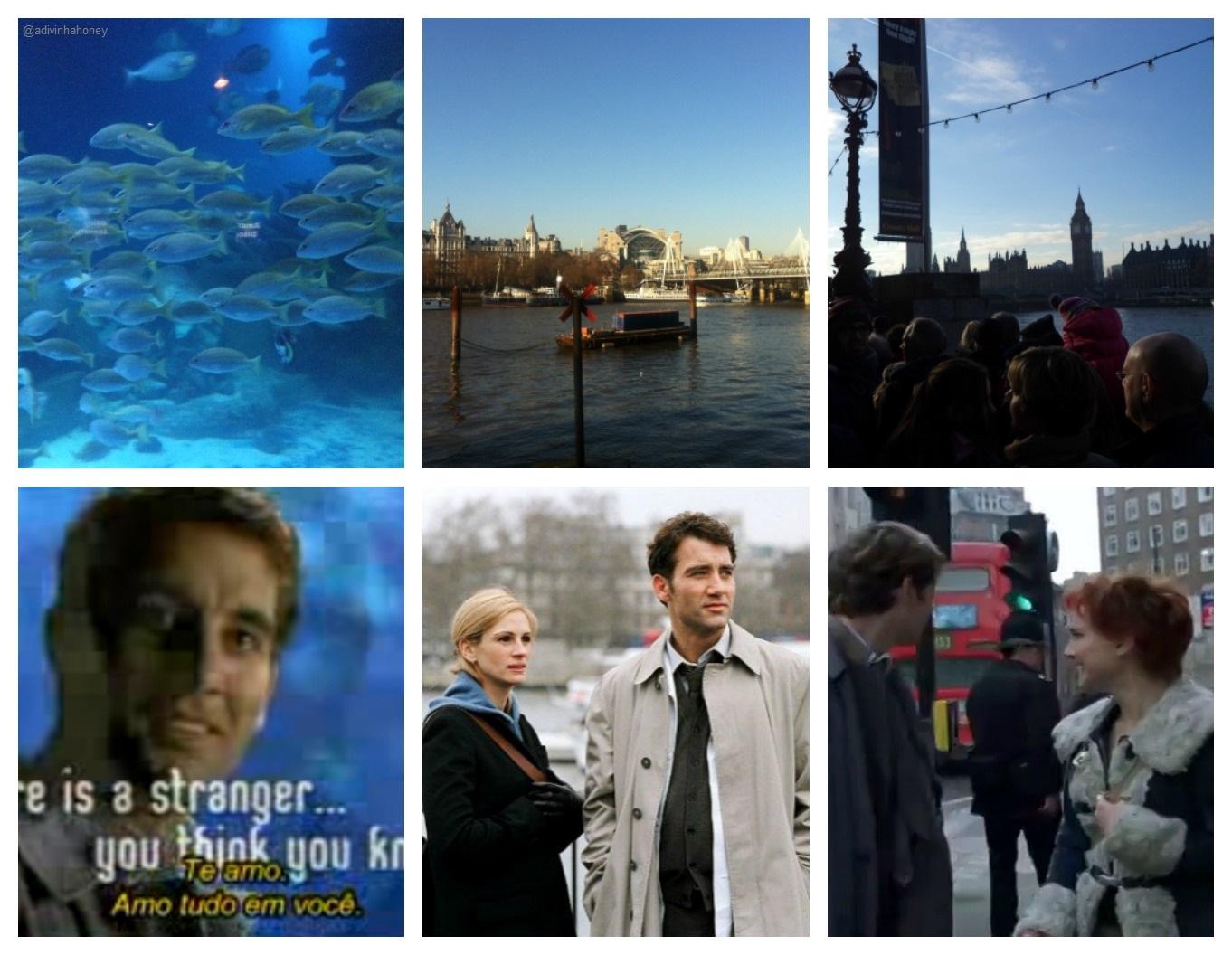 Filmes em Londres