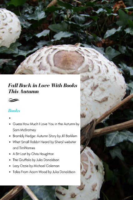 Autumnal Books We are Reading