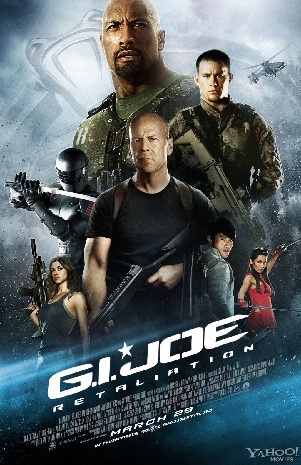G I Joe Retaliation Movie