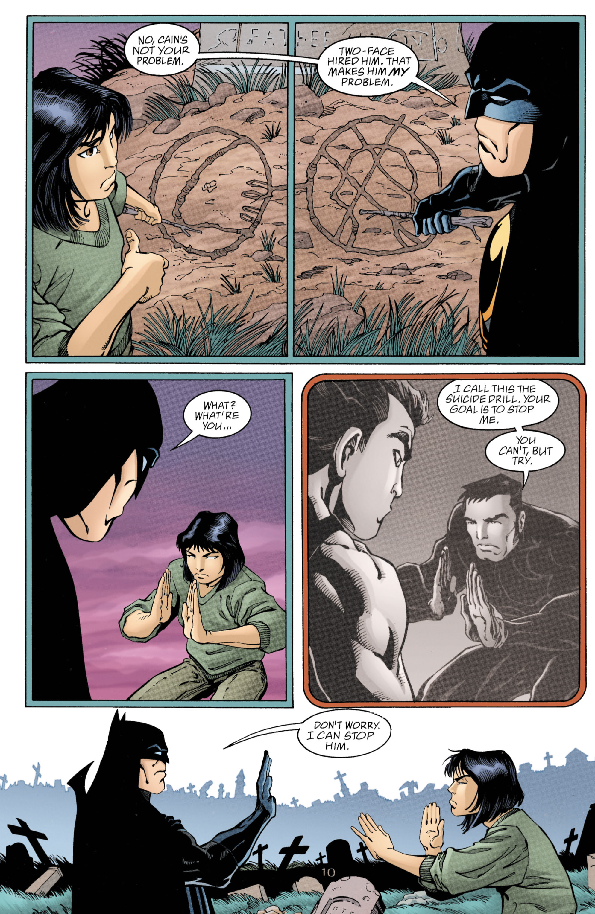 Detective Comics (1937) 734 Page 10