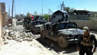 عاجل عشر داعشيات من اجنبيات يسلمن أنفسهن للقوات العراقية في الموصل