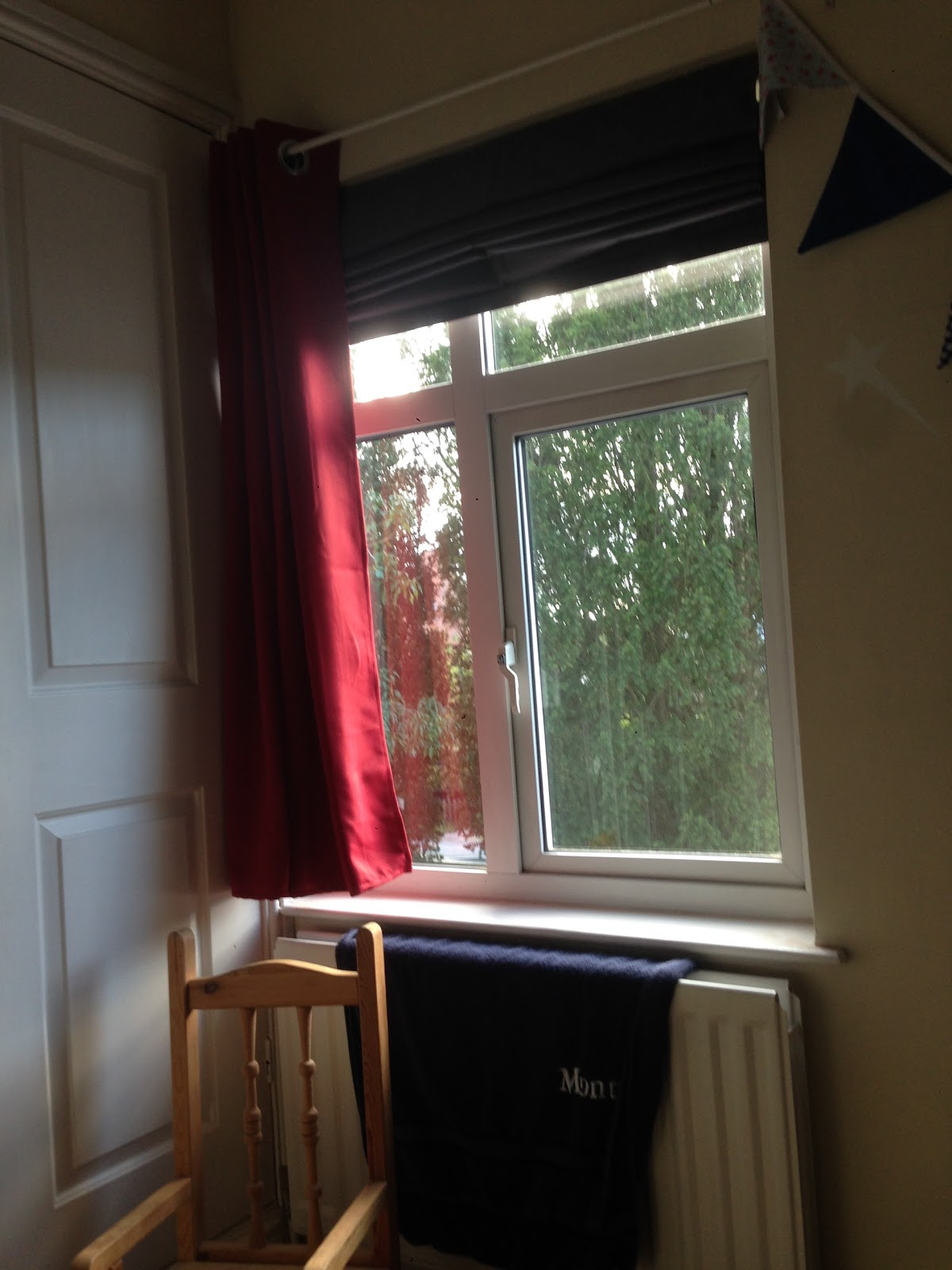 Also note when measuring windows for curtains