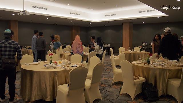 Radisson Hotel Medan #02
