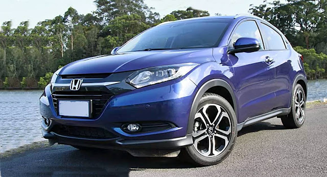 Honda HR-V VTi-L 2017 review