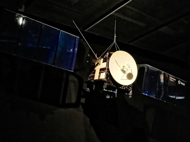 Exposición Fundación Telefónica. Marte la conquista de un sueño
