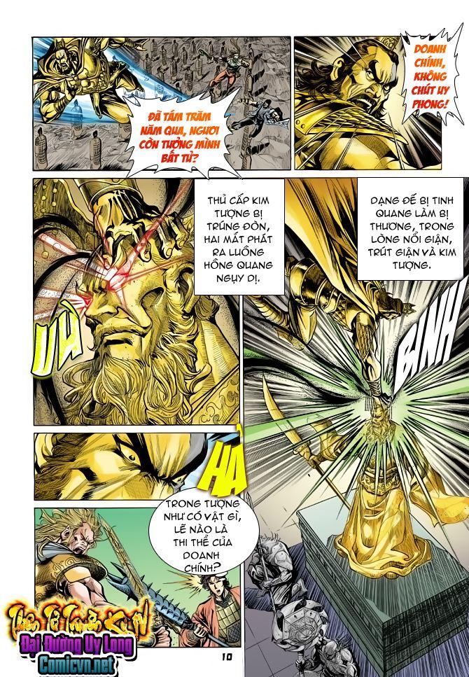 Đại Đường Uy Long chapter 53 trang 10