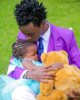 How DNA test reunited BAHATI with his little daughter, MUENI, after abandoning her for two years.