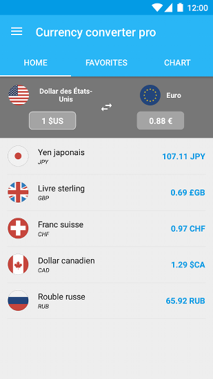 Currency Converter Pro v1.1.6 Patched APK [Latest]