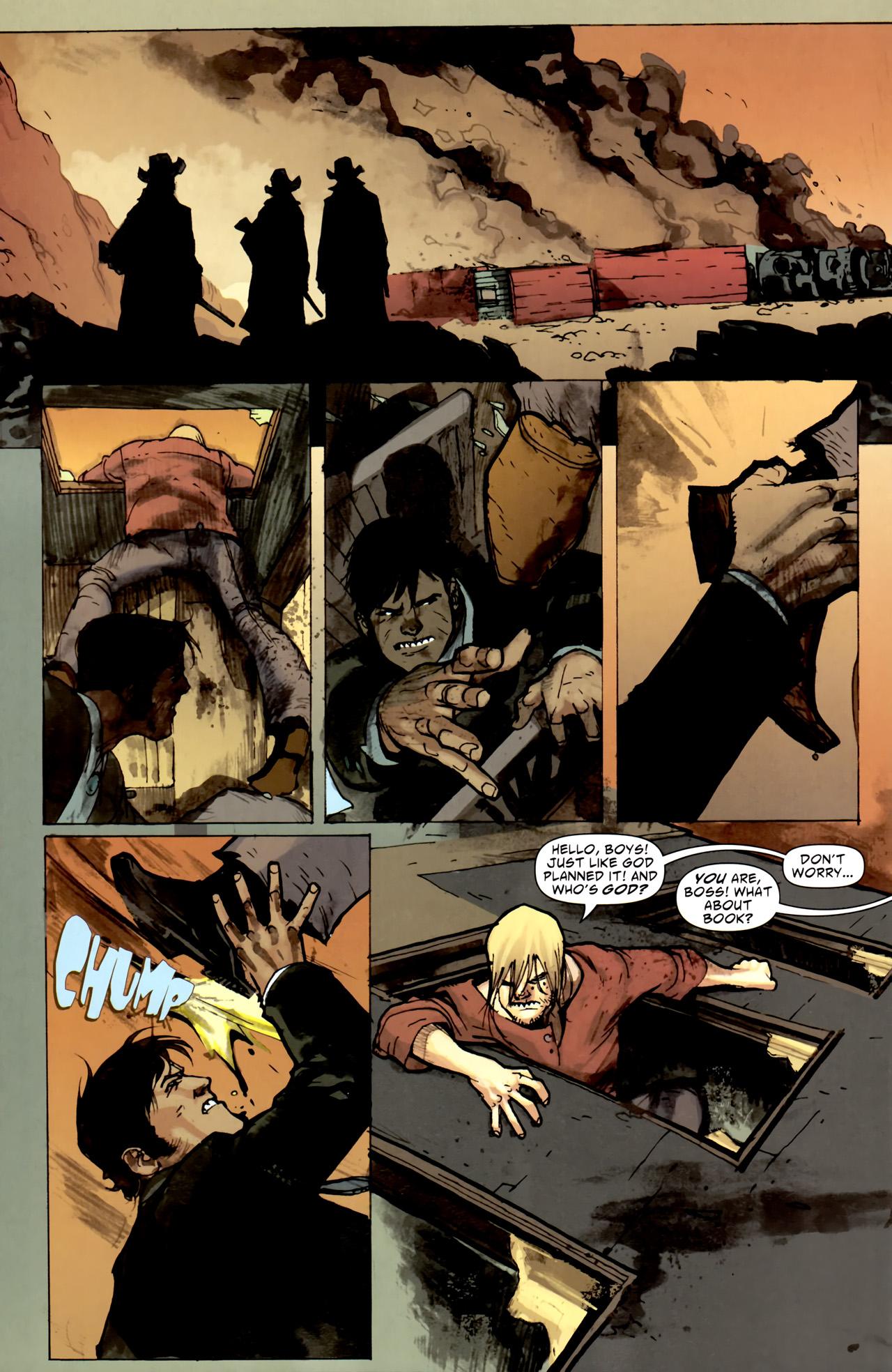 Read online American Vampire comic -  Issue #1 - 28