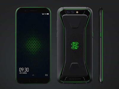 Harga dan Spesifikasi Xiaomi Black Shark , Smartphone Gaming Ganas 2018