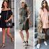 5 robes tendance à avoir dans ta garde-robe.  Toutes à 40$ et moins.