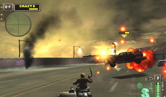 download game twisted metal black ps2 full version iso for pc