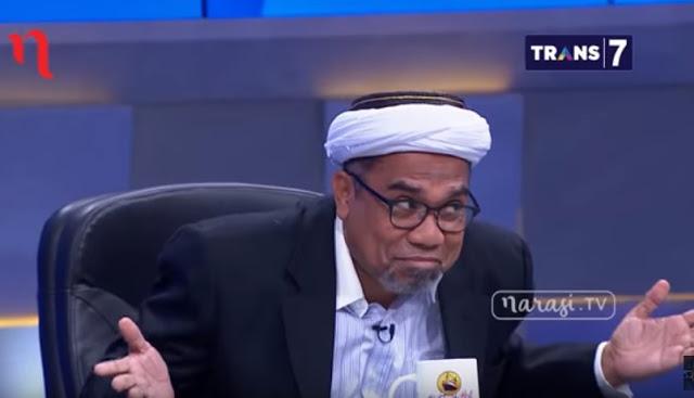 Ditembak Najwa dengan Pertanyaan Soal Berita Bohong, Ngabalin Kikuk, Akhirnya Bilang Begini