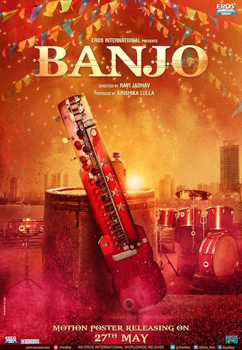 Banjo 2016 Hindi DVDScr x264 800MB