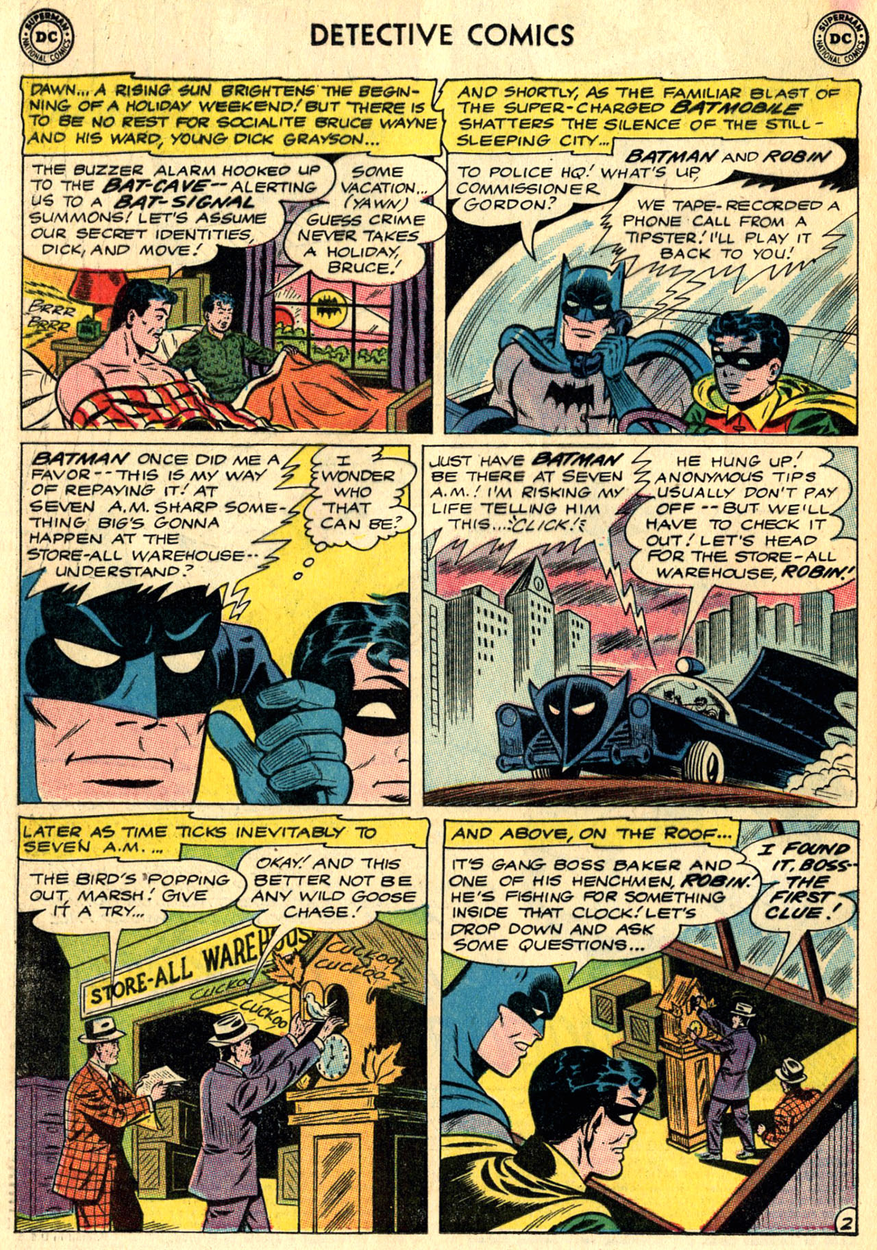 Detective Comics (1937) 313 Page 3