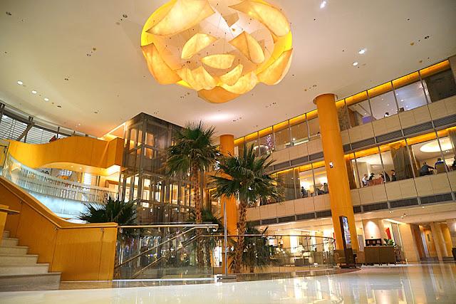 DSC03108 - 熱血採訪│台中住宿裕元花園酒店Windsor Hotel 享受寧靜夜景度過浪漫之夜