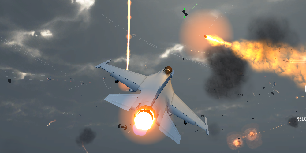 Download Air Invasion Game Free