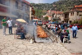 Ο Καιρος το Πασχα στη Θεσσαλια