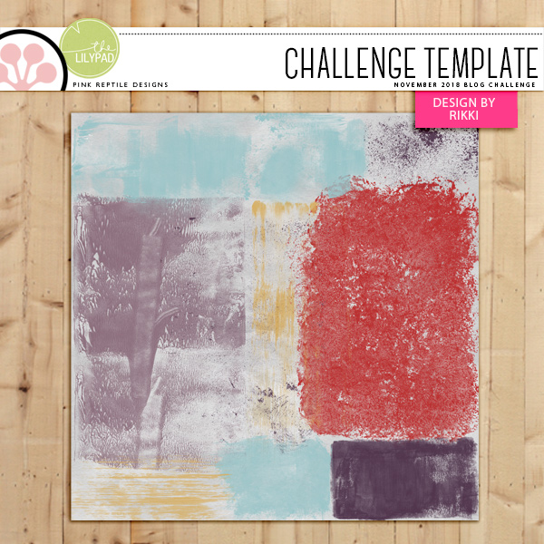 BLOG CHALLENGE | NOVEMBER
