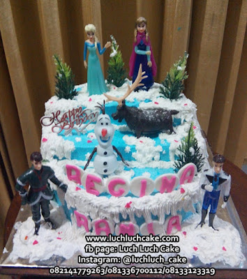 Kue Tart Frozen Tingkat Murah