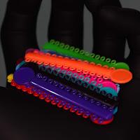 Ligas de colores para Ortodoncia Veracruz