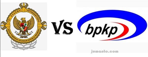 Perbedaan BPK dan BPKP
