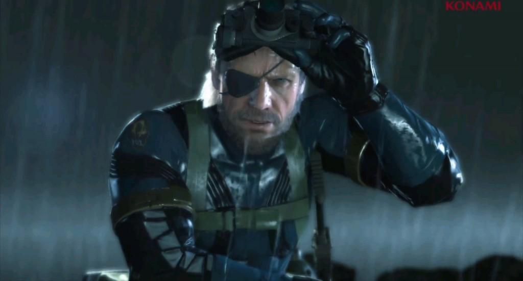 Metal Gear Solid: Ground Zeroes Trailer & Gameplay Footage